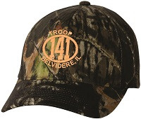 Outdoor Cap - Classic Solid Cap with Velcro