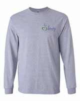 Trinity Lutheran Embroidered Long Sleeve Shirt