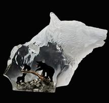 'Black Bear' Clan by Kitty Cantrell-Starlite Originals