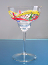Orleans Margarita Glasses Set/4