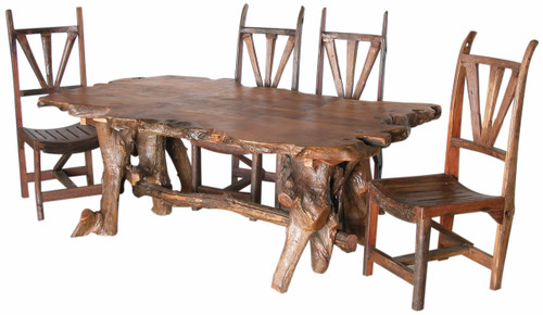 Big Bear Dining Table by GroovyStuff