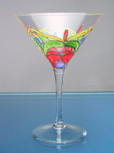 Orleans Martini Glasses Set/4