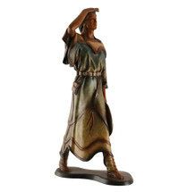 A Sense of Place - Native American Woman - Imago Sculpture
