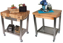 John Boos Cucina Technica Kitchen Cart