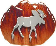 Moose Sculptures: Lazart 3D Moose