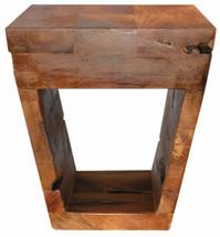 Taper Kodiak Teak Side Table by Groovystuff