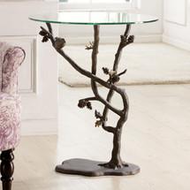 Bird & Pinecone Table