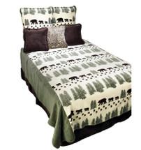 "Denali Pearl Denali Bear ""Bed In A Bag"""