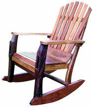 Adirondack  Rocking Chair by Groovystuff