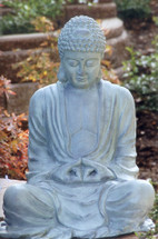 Large Garden Buddha Sculpture