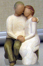 Anniversary - Willow Tree Figurine