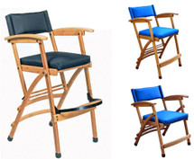 Totally Bamboo Deluxe Hollywood Director's Chairs