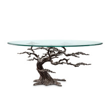 Cypress Tree Coffee Table by SPI
