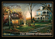 2017 Master of Memories Calendar by Terry Redlin