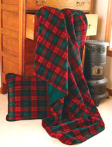 "Denali ""Classic Plaid"" Microsoft Throw 50"" x 60"""