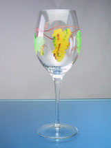 Dionysus Chardonnay Wine Glasses Set/4
