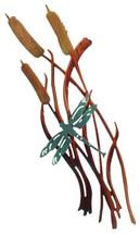 Lazart 3D Dragonflys and Cattails