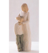 Mother and Son - Willow Tree Figurine