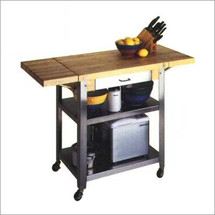John Boos Cucina Elegante Kitchen Cart