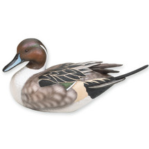Miniature Pintail Duck Sculpture