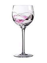 Galleria Rosa White Wine Glass Set