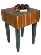 John Boos - Walnut Butcher Block (Model WAL-PCA)
