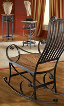 Ironhorse Rocking Chair by GroovyStuff