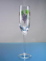Bacchus Champagne Flutes Set/4