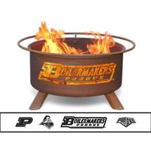 Patina Purdue Collegiate Portable Outdoor Fire Pit
