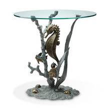 Seahorse End Table by SPI