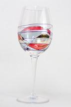 Milano OS Red Wine Glasses Set/4