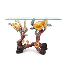 Sea Turtle Console Table