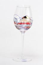Milano Oversize White Wine Glasses Set/4
