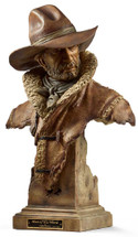 Man of His Word – Cowboy Sculpture by Stephen Herrero