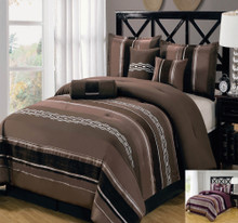 Claudia Multi - Piece Bedding Set