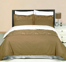 Geneva Embroidered Multi-Piece Duvet Set
