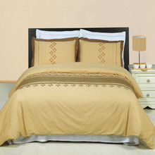 Lakewood Embroidered Multi-Piece Duvet Set