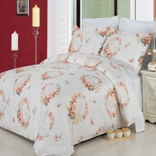 Liza Multi-Piece 100% Combed Cotton Duvet Set