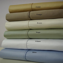 1000 Thread count Solid 100% Egyptian cotton Sheet Sets