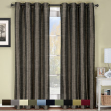 Geneva Multilayer Energy Savings Blackout Grommet Curtain Panel