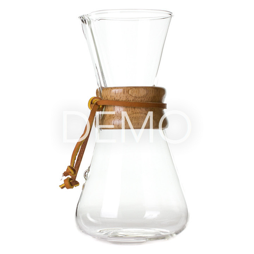 [Sample] Chemex Coffeemaker 3 Cup