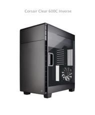 Corsair Clear 600C Inverse Window