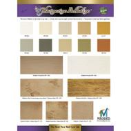 Meoded Marmorino Palladino Color Chart