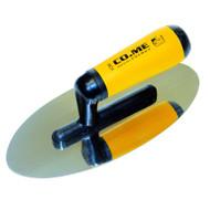 CO.ME Oval Trowel Yellow Energy Handle