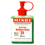 Mixol Universal Tints Oxide Brilliant Green #31