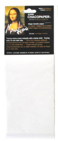 Speedball Mona Lisa 17 1/2-Inch-by-11 3/4-Inch Chacopaper White