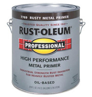 RUST-OLEUM Professional Rusty Metal Enamel Primer