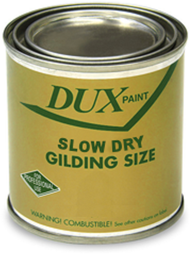 DUX Slow Dry Oil-Based Gilding Size