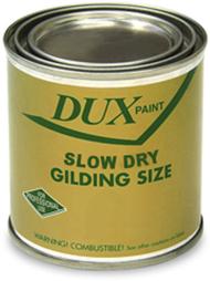 DUX Slow Dry Oil-Based Gilding Size