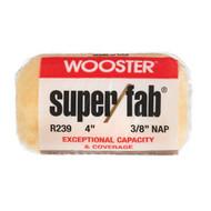 """Wooster 4"""" Super-Fab Roller Refill"""